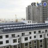 Heißer verkaufenevakuierter Solarwarmwasserbereiter des Gefäß-2016