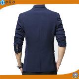 Fabrik Soem-Form Outwear Baumwollblazer-Mann-beiläufigen Blazer