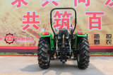 Zt654 65HP 4WD off-Road Farm Agricultrual wiel-Type Tractor