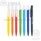 Le crayon lecteur en plastique Jm-301c de BAL de cadeaux de promotion avec un contact d'aiguille