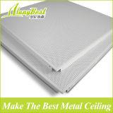 Azulejos de aluminio del techo 600X1200 del metal insonoro