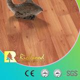 Revestimento de madeira laminado resistente gravado da água do carvalho branco da noz de E0 HDF