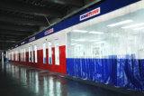 Cabine de jet de station de préparation de préparation de collision de peinture de véhicule pour industriel