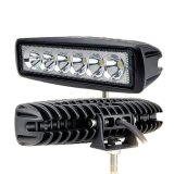 18W Mini ATV СИД Work Light Bar, Offroad Lamp