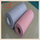Ткань стеклянного волокна силиконовой резины Coated