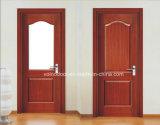 Наружная коммерчески твердая дверь твердой древесины двери с конкурентоспособной ценой