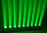 Luz del efecto de la viga de las cabezas de RoHS LED 8 del Ce