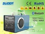 Электрическая система многофункциональной конструкции электрической системы солнечной силы System12V 4A солнечной новой солнечная с Bluetooth (ST-B03)