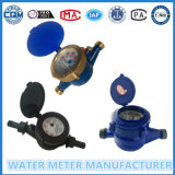 Mètre d'eau mécanique sec de gicleur multi en plastique d'ABS