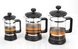 고품질 프랑스인 압박 유리제 커피 에스프레소 기계