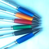 Paypal keurt PromotiePen van de Ballpoint van de Pen van de Bevordering van de Gift van het Af:drukken van het Embleem de Goedkope (goed gc-p002)