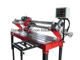Резец плитки автомата для резки Dts-1200A портативный алюминиевый для гранита