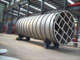 Réacteur revêtu de demi de pipe (norme d'IOS)