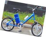 """26 """"  Bici elettrica del blocco per grafici della lega di alluminio (JSL022)"""