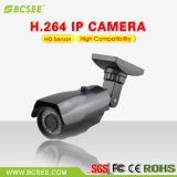 2.0MP HD Kogel Sony 222 de OpenluchtIP IRL Camera van kabeltelevisie van de Veiligheid