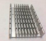 7075 dissipadores de calor da liga de alumínio com fazer à máquina do CNC