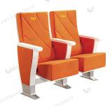 Butaca europea del auditorio del estilo de la alta Quanlity pierna de aluminio de Hongji