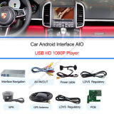 "Touareg 6.5"" Navigation Video Interface on Android 4.4 with WiFi, 3G, Rearview Camera"