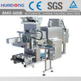 Machine triangulaire automatique de pellicule rigide de rétrécissement de carton