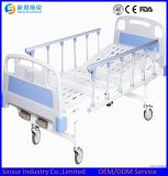 Больничная койка Shake фабрики ISO/Ce Китая ручная двойная