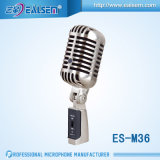 Microfono di condensatore professionale del collegare del microfono di KTV