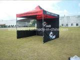 De promotie Tent die van het Frame van het Staal Gemakkelijke omhoog de Luifel van de Tent voor Cabine vouwen