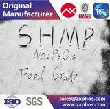 Hexametafosfato original del sodio del fabricante del mejor precio del ingrediente alimentario de SHMP