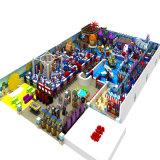 Spaß-Stadtthemenorientierter Innenspielplatz der Beifall-Unterhaltungs-CH-RS130013 für Verkauf