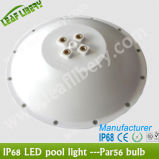 플라스틱 Housing LED PAR56 Pool Light, IP68 PAR56 16W White Color