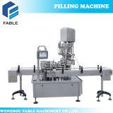 Máquina de rellenar del cartucho automático del llenador de los sellantes del sellante del silicón de la maquinaria del embalaje