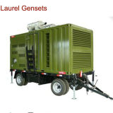 ディーゼルGenerator、Construction MachineryのためのMobile Generator /Trailer Generator