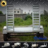 Klassieke  Mobiele fabrikant van Volledige Aanhangwagen
