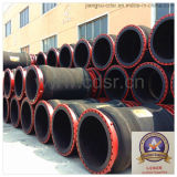 Rubber flangiato Hose per Dredging Project