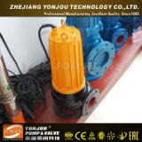 Pompa d'asciugamento sommergibile elettrica verticale di uso della miniera