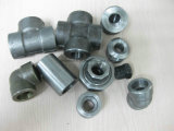 위조된 Steel High Pressure Socket Weld 또는 Threaded Hexagon Plug