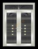 No 4 плита нержавеющей стали для панели двери