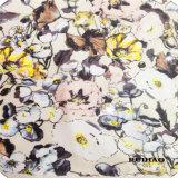 Высокое качество Polyester 100% 100d Pure Georgette Woven шифоновое Fabric для Lady Crinkle Crepe шифонового макси Dresses