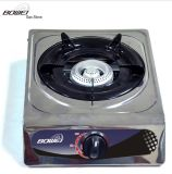 2016 solo Burner Gas Stove Electric con Hot Plate