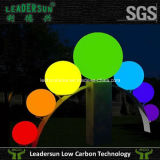 RGBのコントローラレーザーの懐中電燈水中LEDはプール軽いLdx-B03をつける
