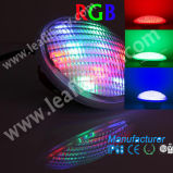 Lf-PAR56-18*3W (RGB 3 IN 1 LED) PAR56 Swimmingpool-Eauipment-Unterwasserlicht\/, IP68 Plastiklicht des rumpf-PAR56