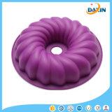 Muffa della torta del silicone a forma di zucca delle vaschette di cottura del silicone del commestibile