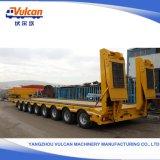 Auto-Transport-halb LKW-Schlussteil (angepasst)