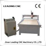 Jinan, der CNC-Holzbearbeitung-Gravierfräsmaschine 1224 führt