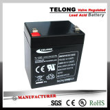 батарея хранения 12V6ah свинцовокислотная для солнечного набора
