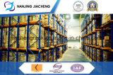 Racking de aço ajustável seletivo do armazém resistente