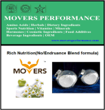 Soem-reiche Nahrung (No/Endruance Mischungsformel)