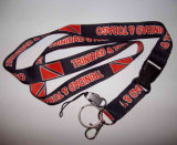 Удостоверение личности Card Holder Lanyard с Customer Logo Printing (L-801)