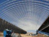 Vertente do armazenamento de carvão do sistema do frame do espaço de estrutura do frame de aço da estrutura da grade