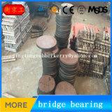Almofadas de borracha Elastomeric do rolamento para a construção de ponte