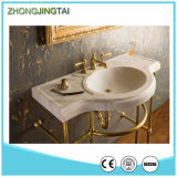 Countertop와 Sink를 가진 Zjt 북아메리카 Hot Sell Hotel Quartz Vanities